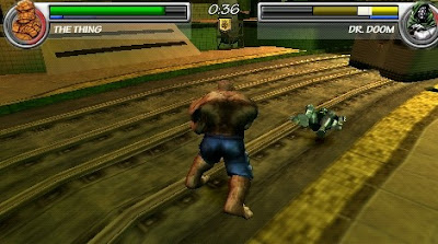 Download Marvel Nemesis Rise Of The Imperfects ISO High Compress PSP PPSSPP