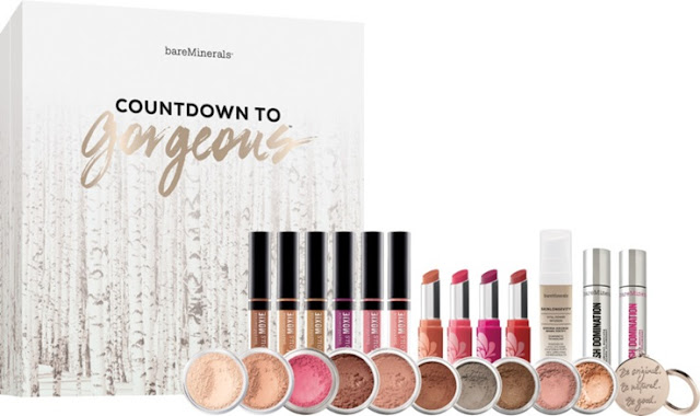 Bare Minerals 2016 advent calendar