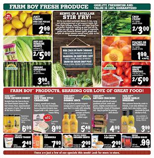 Farm Boy Flyer February 22 – 28, 2018
