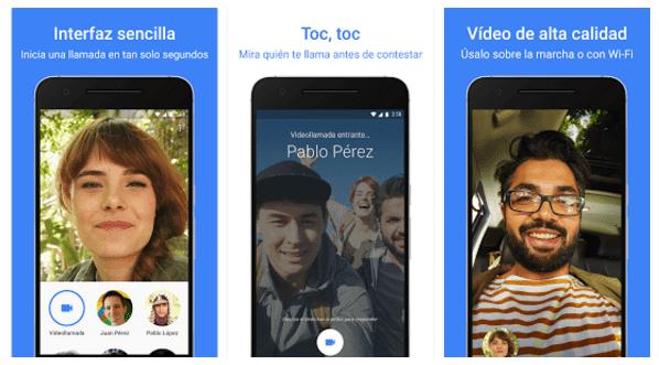 YoAndroideo.com: Google Duo. Por fin videoconferencia fácil para todos