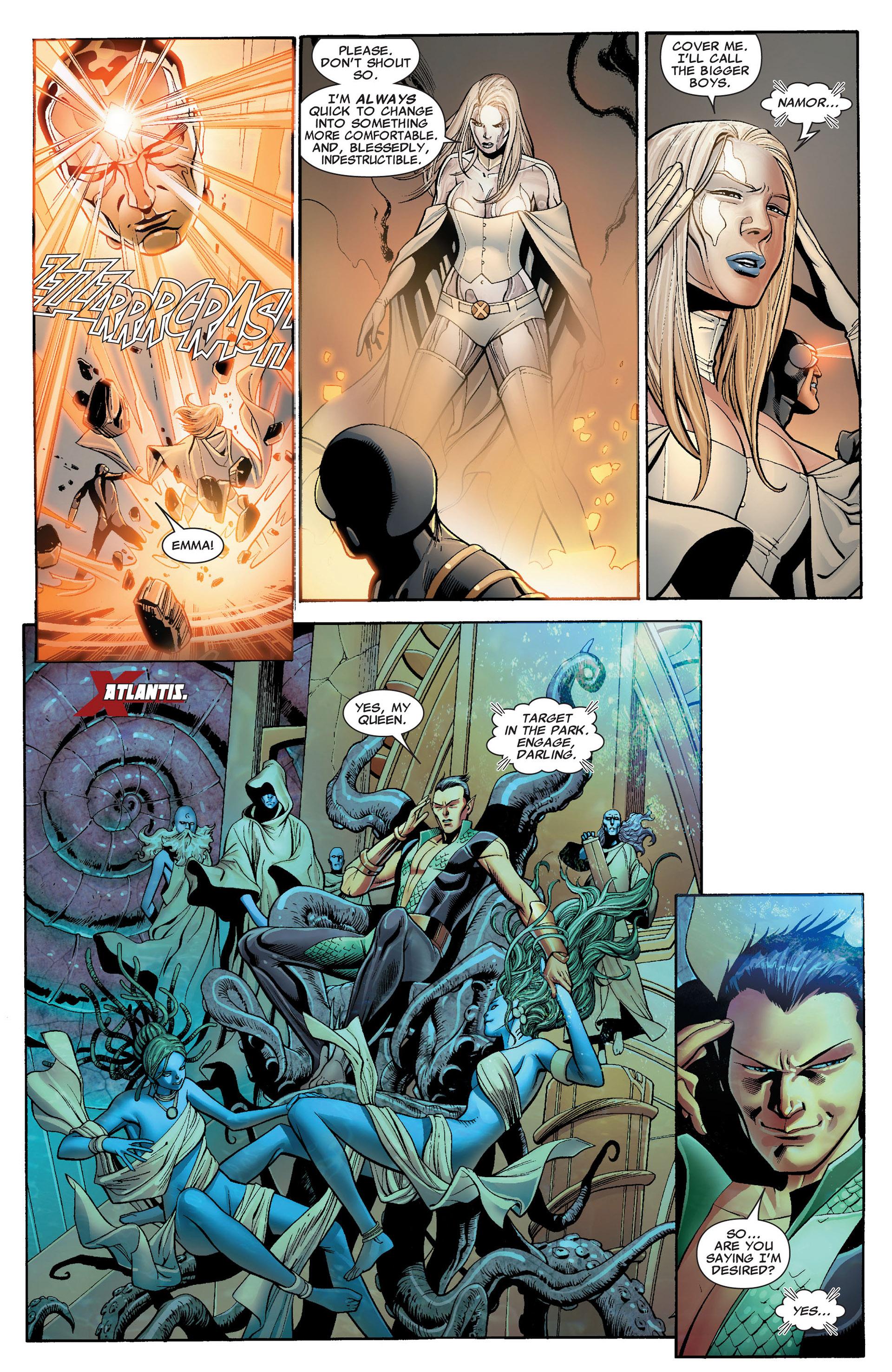 Read online Uncanny X-Men (2012) comic -  Issue #1 - 17