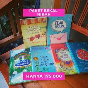 Paket Promo Bekal Nikah Rp 175.000