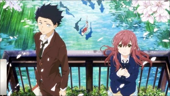 Top 10 Anime Kyoto Animation [Japan Poll]