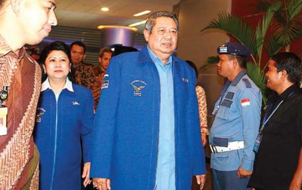 SBY Masuk Tiga Besar Mendapat 5,6 Persen Survei Elektabilitas Versi CSIS, Demokrat Ucapkan Terima Kasih