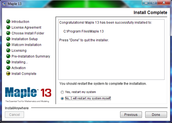 Maple 8 License Dat Download - skypriority