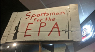 Sportsman%2Bfor%2BEPA In: Northwest Florida Congressman Matt Gaetz faces fury over EPA elimination bill | Our Santa Fe River, Inc. | Protecting the Santa Fe River in North Florida