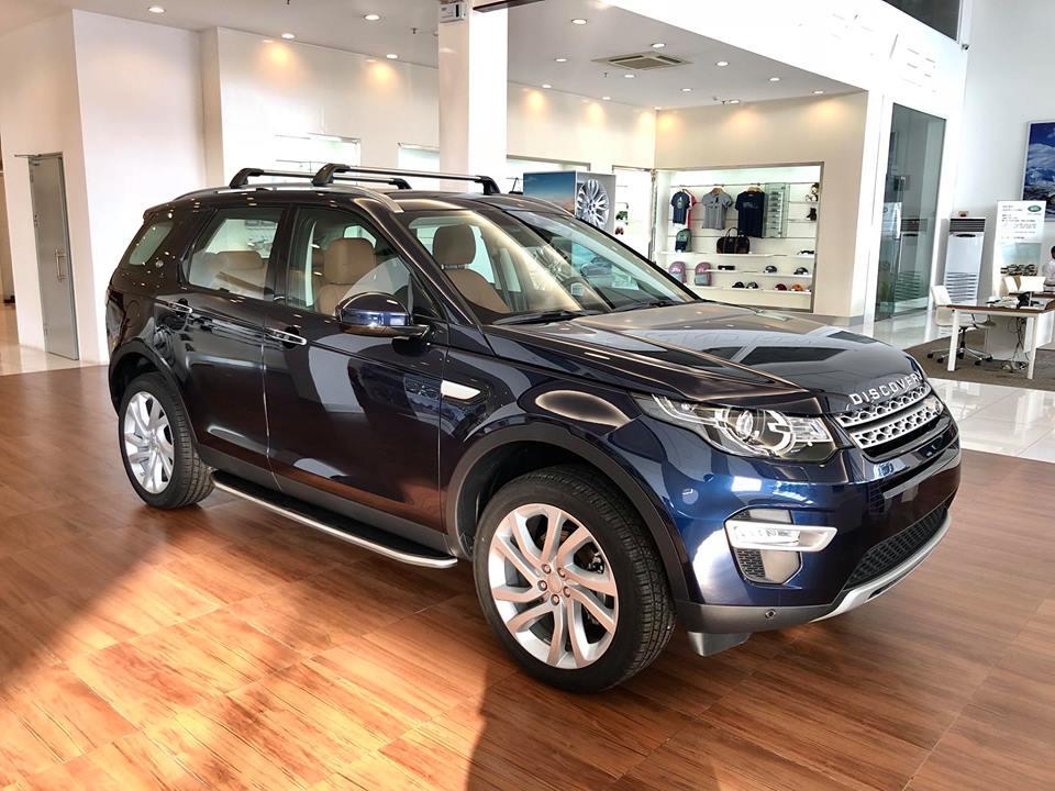 Xe Land Rover 7 Chỗ Discovery SPort HSE Đời Mới Nhất 2019 Bao Nhiêu Tiền, Xe 7 Chỗ Discovery SPort HSE Luxury Màu Xanh Đen Đời Mới Nhất Giá rẻ nhất 3.499 triệu đồng tại việt nam