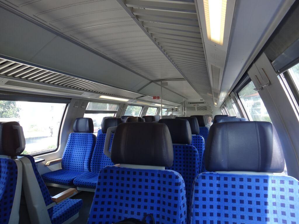 Como chegar a Füssen a partir de Munique