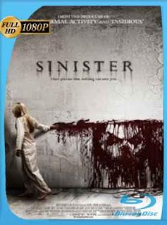 Siniestro (2012)  HD [1080p] Latino [Mega] dizonHD