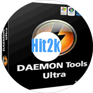DAEMON Tools Ultra 5.1 Full Version