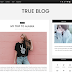 Gratis Template Blog minimalist True Blog