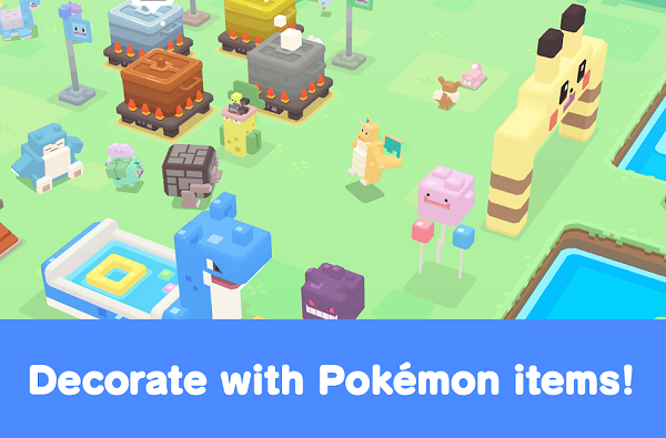 Pokémon Quest released for Android and iOS