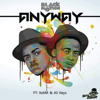 Black Motion Feat. Xoli M & Ali Keys – Anyway