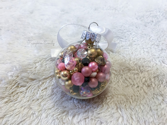 DIY Bead Ornament