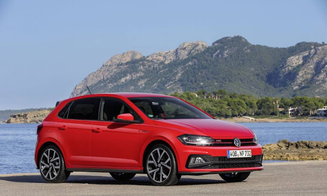 VW Polo GTI: More GT than GTI