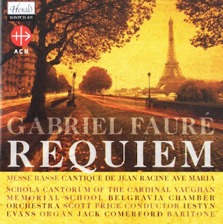 Faure: Requiem - Schola Cantorum of the Cardinal Vaughan Memorial School - Herald AV