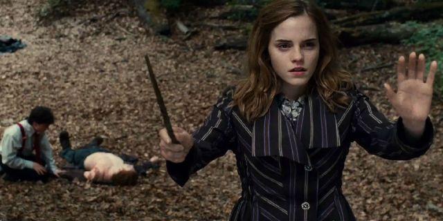 Хърмаяни Грейнджър в Хари Потър и даровете на смъртта