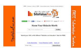 Sitevaluefox