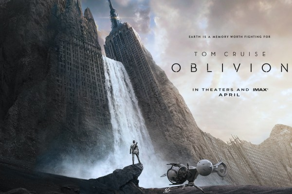 Best SciFi Movies 2013: Oblivion