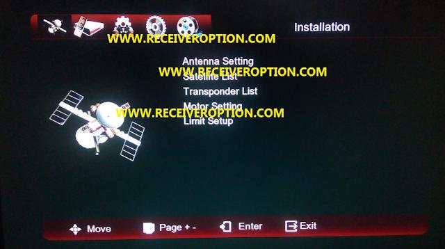 WEZONE 8009 HD RECEIVER POWERVU KEY NEW SOFTWARE