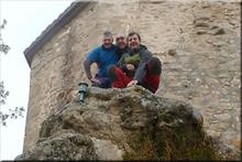 San Formerio mendiaren gailurra 752 m. --  2016ko azaroaren 13an