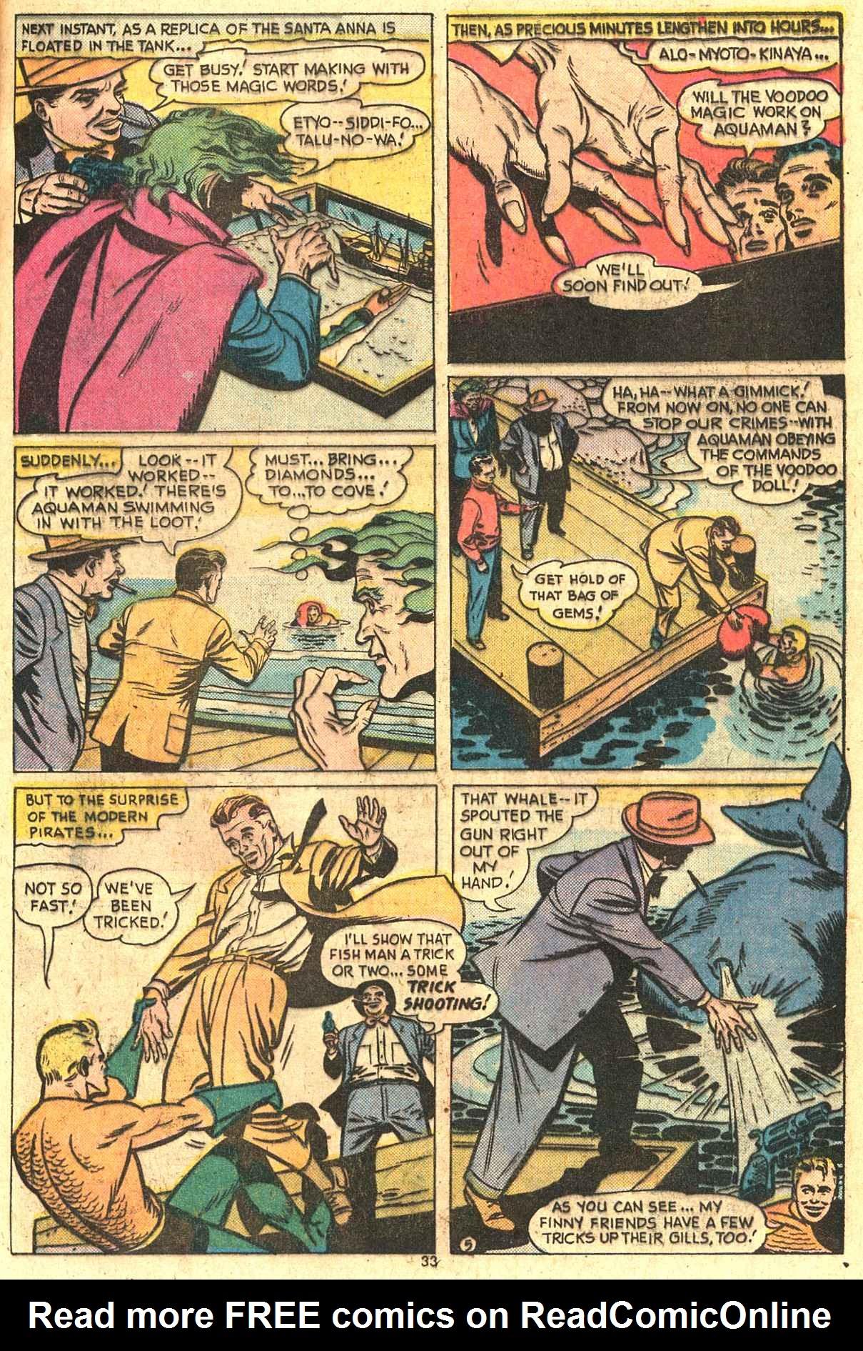 Read online World's Finest Comics comic -  Issue #230 - 33