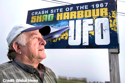 Shag Harbour UFO Incident to be Investigated by Cousteau Family Members