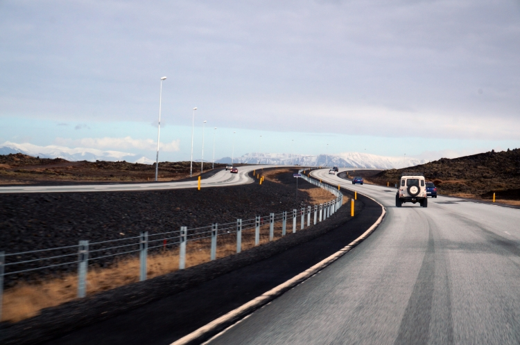 on the road in Iceland, Euriental