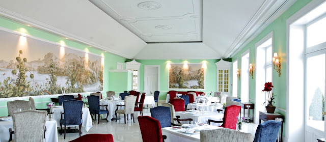 The Yeatman Hotel Chef Ricardo Costa Michelin Star Gastronomy Food Restaurant Porto Oporto Portugal