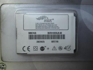 Baterai Motorola BT60