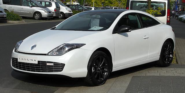 Renault Laguna India