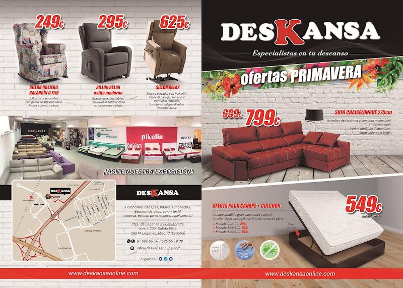Deskansa sofas y colchones   Google+