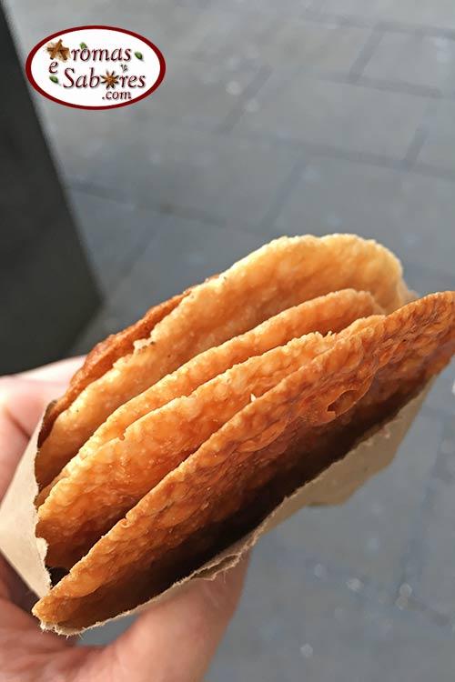 Biscoitos mexicanos