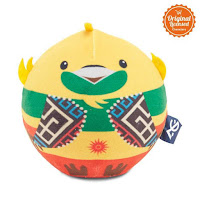 Alfacart Asian Games 2018 Ball Bhin-Bhin 13 cm ANDHIMIND
