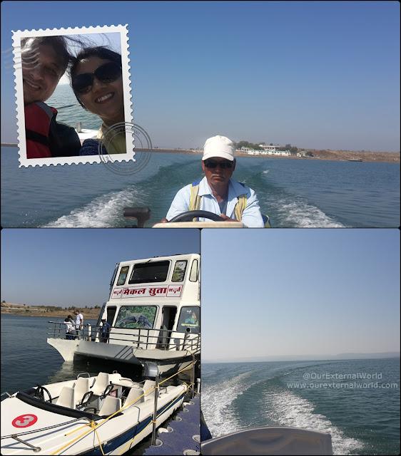 Speed Boat Ride (near Bargi Dam), Jabalpur