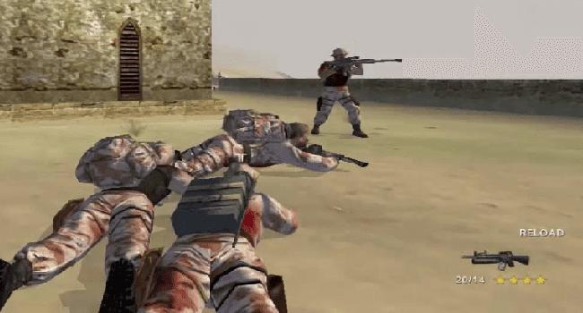 تحميل لعبة عاصفة الصحراء 1
