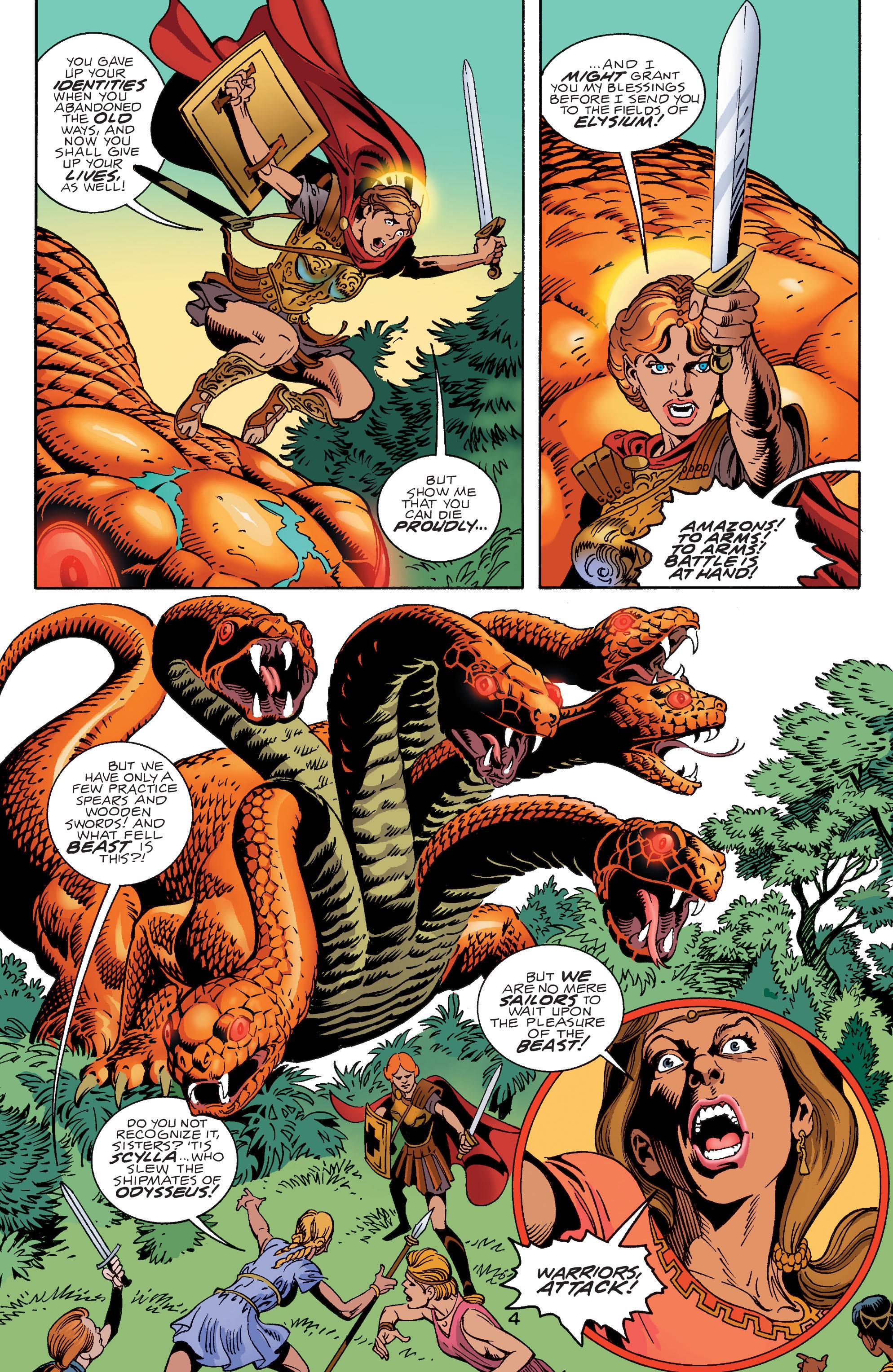 Read online Wonder Woman (1987) comic -  Issue #191 - 4