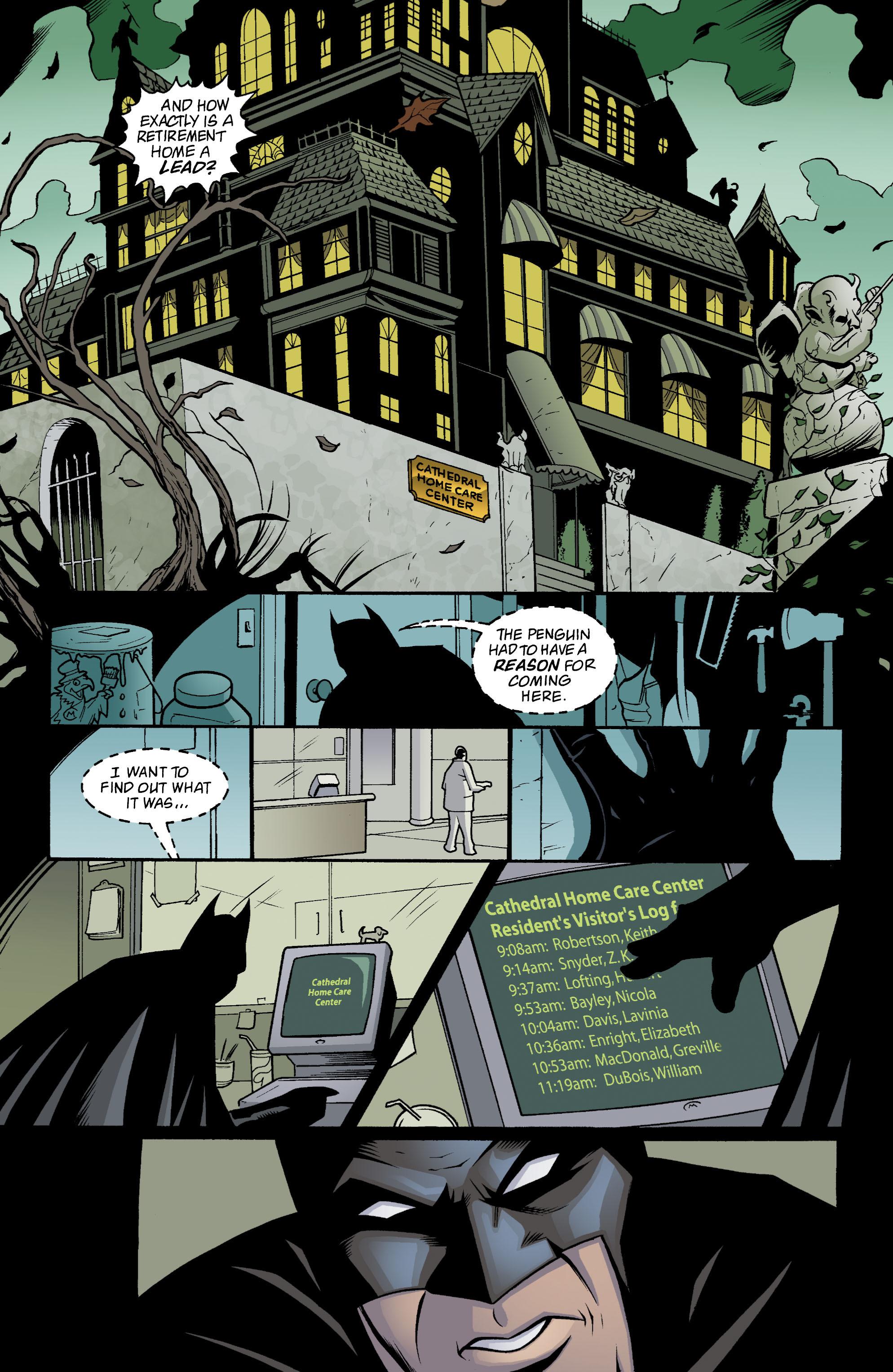 Detective Comics (1937) 779 Page 8