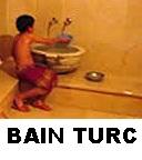 Avantage du bain turc pour la santé
