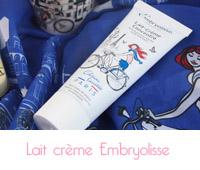 lait creme Embryolisse