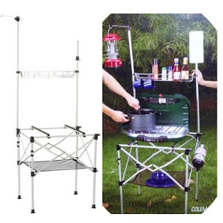 folding camp kitchen