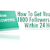 Buy Vine Followers For $1 [Guaranteed Service]