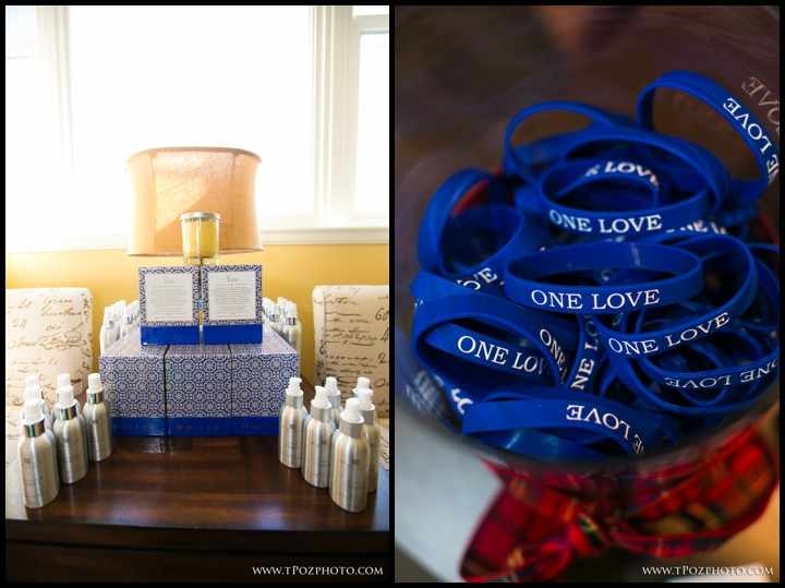One Love Foundation Pritte Candle