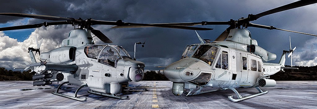 Чехія придбає гелікоптери AH-1Z Viper та UH-1Y Venom