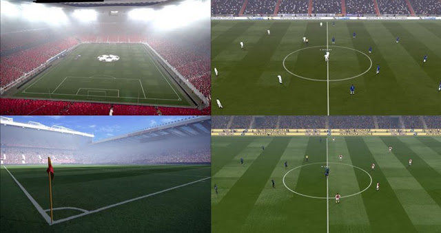 Graphic Pack Like FIFA PES 2017