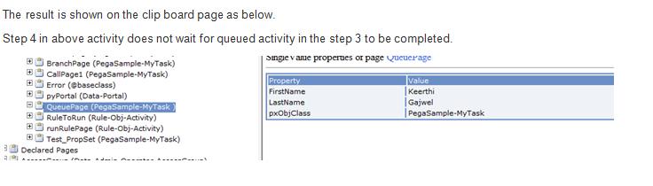 Pega (PRPC) Concepts