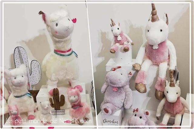 fabricant de jouet français Doudou et compagnie et Histoire d'Ours