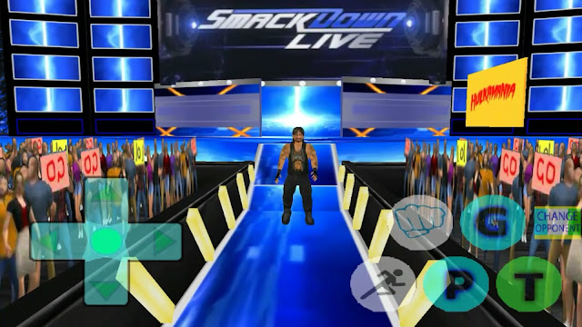 Wr3d wwe mod apk download for android   Wr3d WWE 2K19 Apk Obb data