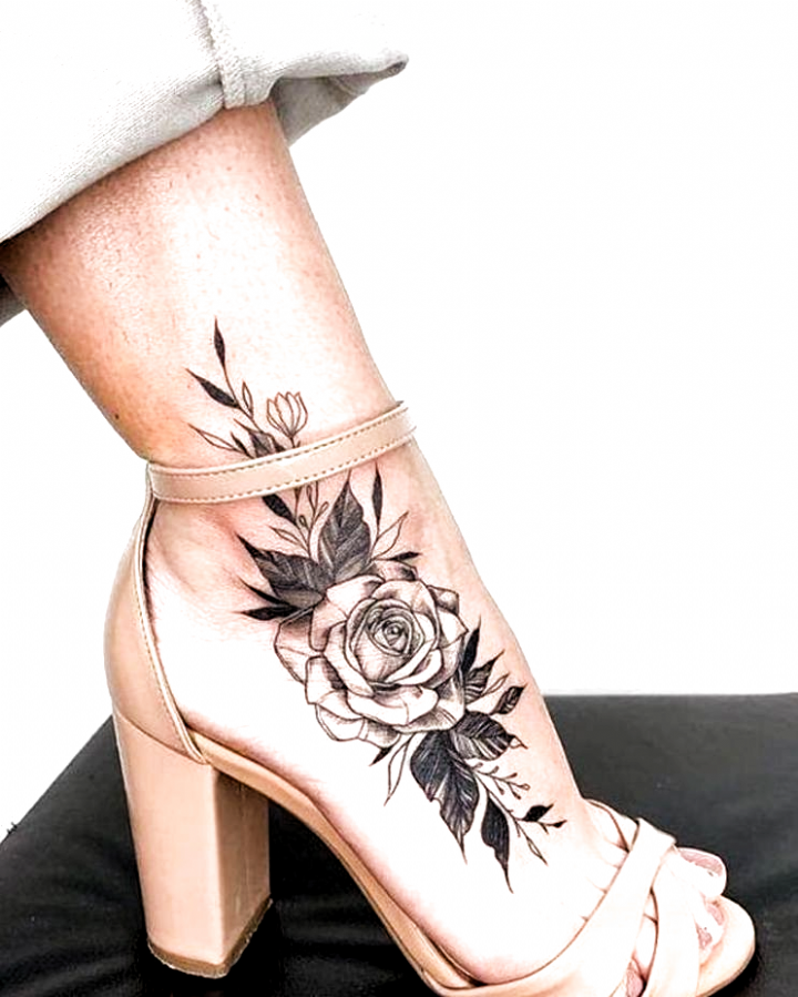 Ankle Tattoos
