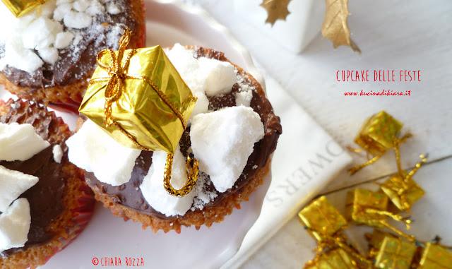 Cupcake delle feste